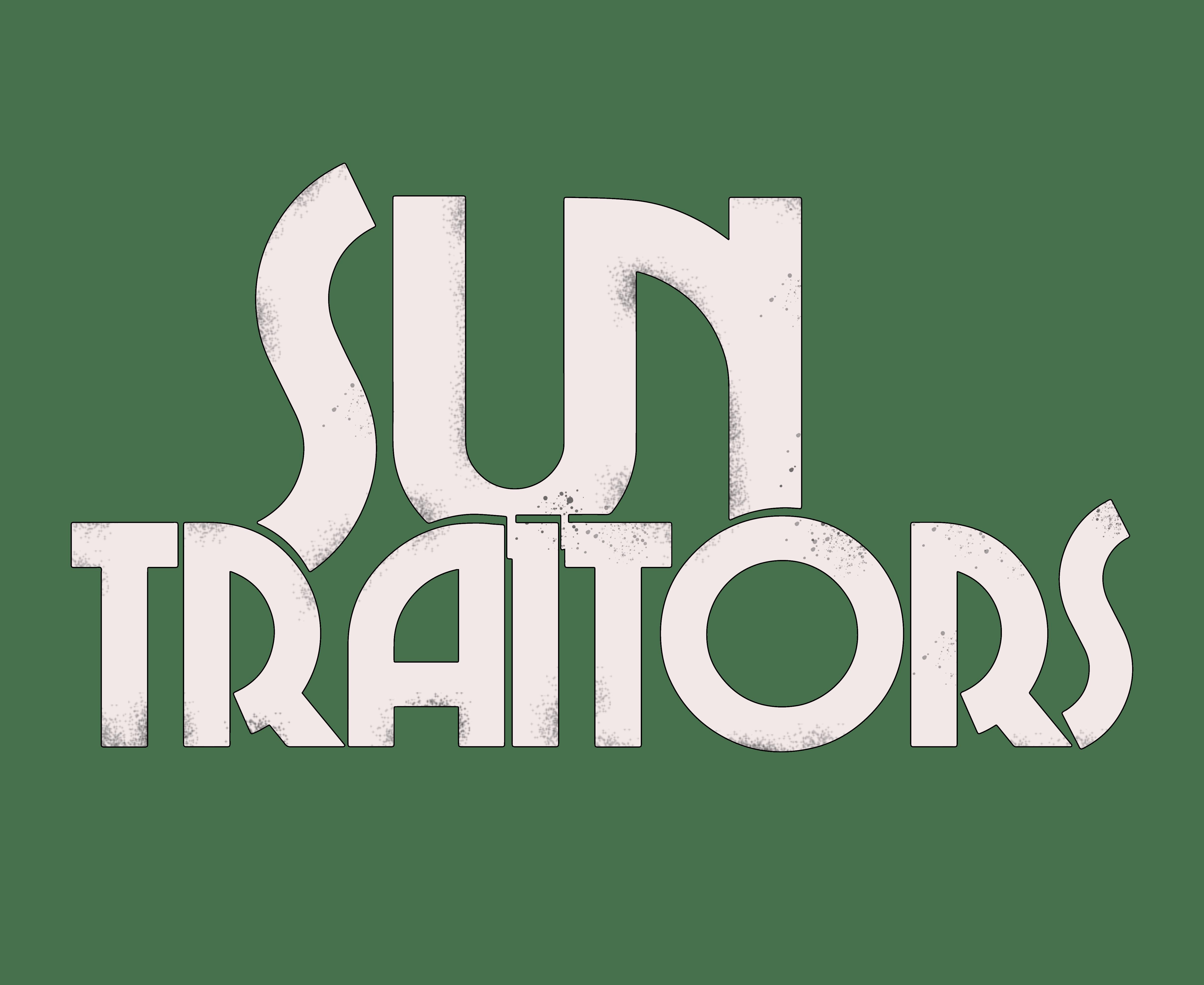 sun traitors band logo