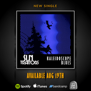 'Kaleidoscope Blues' Single Annoucement