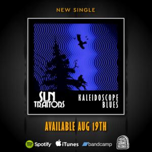 'Kaleidoscope Blues' Single Annoucement